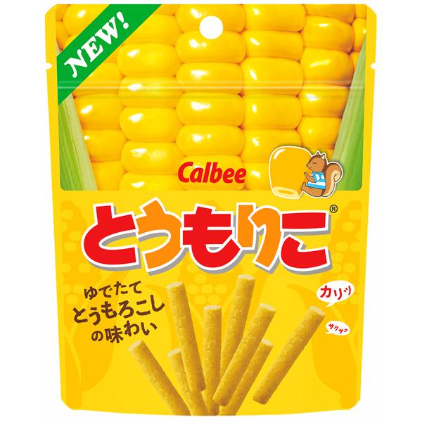 カルビー とうもりこ 35g×12個入り (1ケース) (MS)