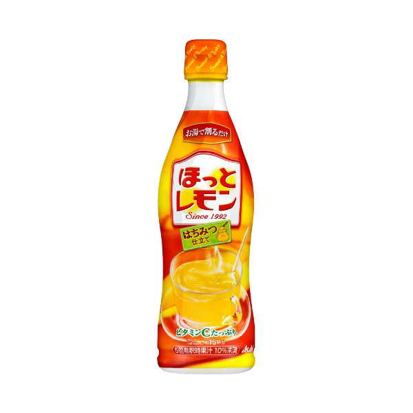 カルピス ほっとレモン 希釈用 470ml(1ケース12本) (KT)【クレジット決済のみ】