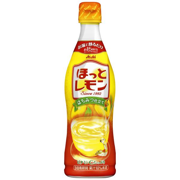 カルピス ほっとレモン 470ml×12本入り (1ケース) (KT)