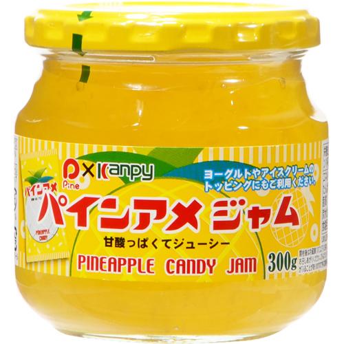 カンピー パインアメジャム12個×1ケース【クレジット決済のみ】(KT)