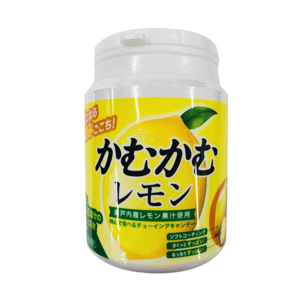 かむかむ瀬戸内レモン ボトル 120g×36個入り (1ケース) (MS)