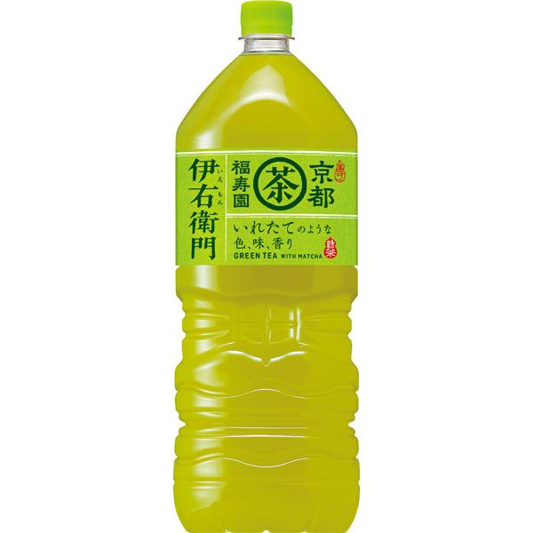 サントリー 伊右衛門 PET 2L(1ケース6本) KK【クレジット決済のみ】