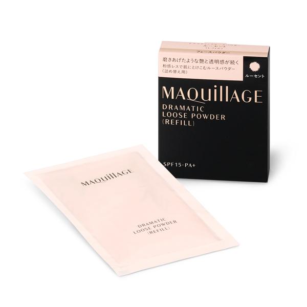 資生堂 マキアージュ ドラマティックルースパウダー (レフィル) ルーセント 10g