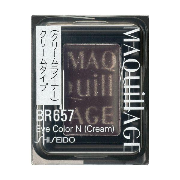資生堂 マキアージュ アイカラーN (クリーム) BR657 (レフィル) 1g