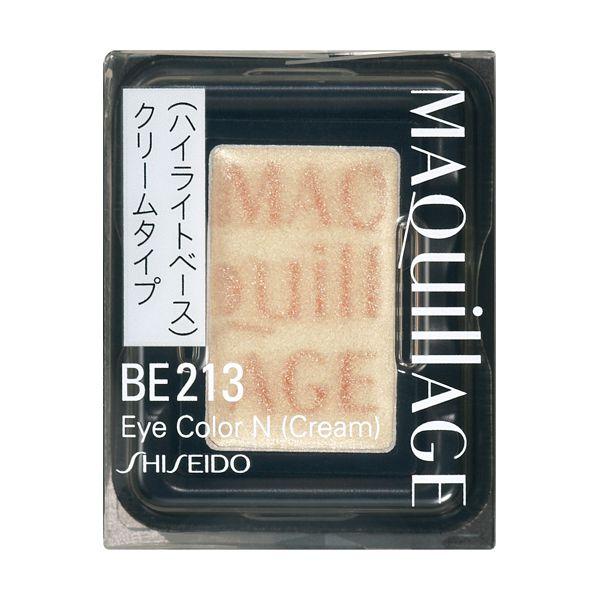 資生堂 マキアージュ アイカラーN (クリーム) BE213 (レフィル) 1g