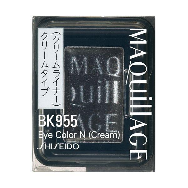 資生堂 マキアージュ アイカラーN (クリーム) BK955 (レフィル) 1g