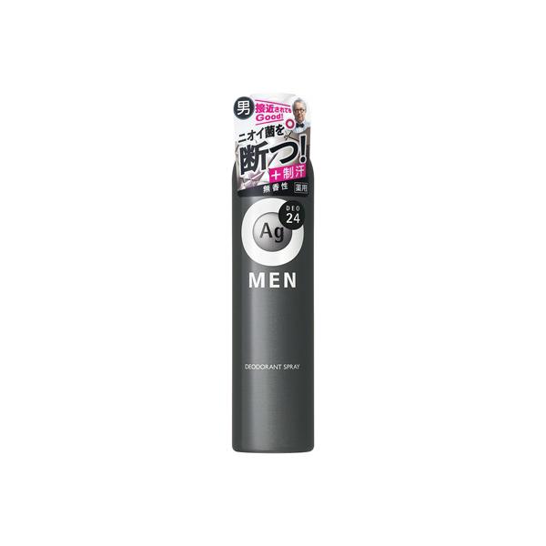 エージーデオ24メン メンズデオドラントスプレーN (医薬部外品) 無香性 100g