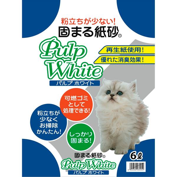 新東北化学工業 パルプホワイト6L×7個(1ケース)(JP)