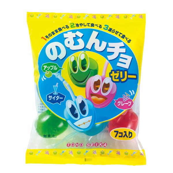 東豊 のむんちょゼリー 7個入 12袋 (1ケース)(YB)