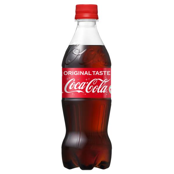 コカ・コーラ 500ml×24本入り (1ケース)(KR)