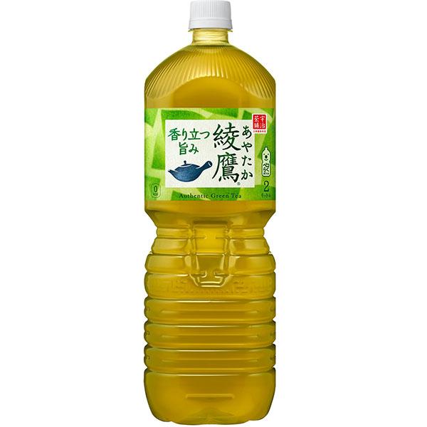 綾鷹 2L×6本入り (1ケース)(KR)