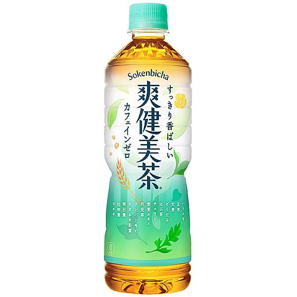 爽健美茶 600ml×24本入り (1ケース)(KR)