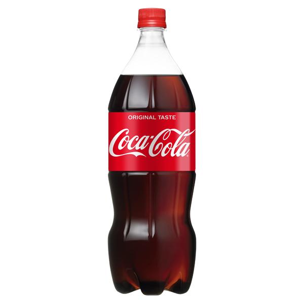 コカ・コーラ 1.5L×6本入り (1ケース)(KR)