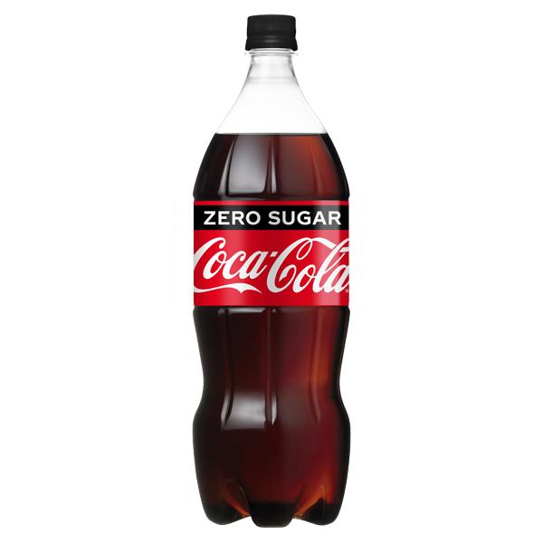 コカ・コーラ ゼロシュガー 1.5L×6本入り (1ケース)(KR)