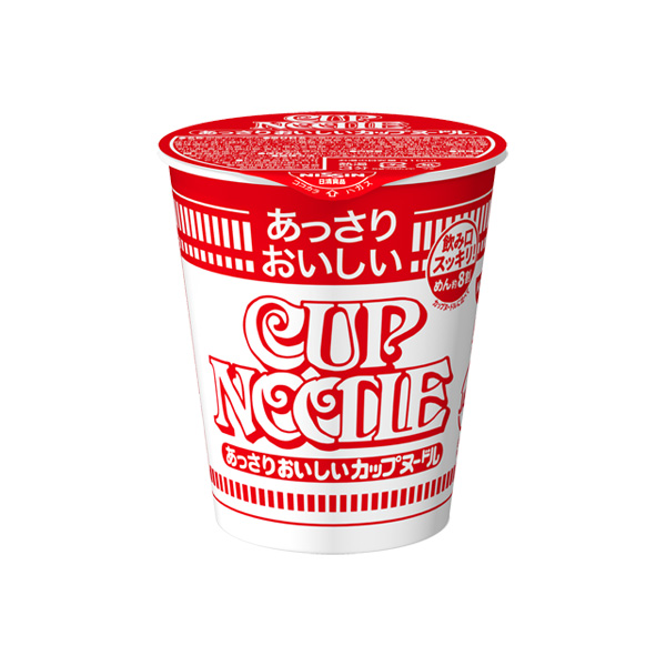 日清 あっさりおいしいカップヌードル 57g×20個入り (1ケース) (KT)