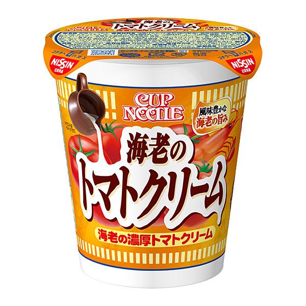 日清 カップヌードル 海老の濃厚トマトクリーム 79g×20個入り (1ケース) (MS)