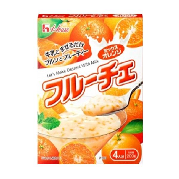 フルーチェ ミックスオレンジ味 200g 10個×1ケース【クレジット決済のみ】KK