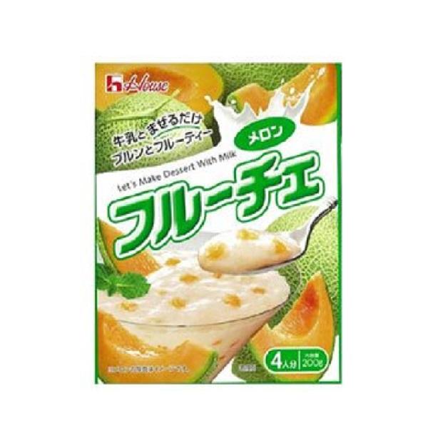 フルーチェ メロン味 200g 10個×1ケース【クレジット決済のみ】KK