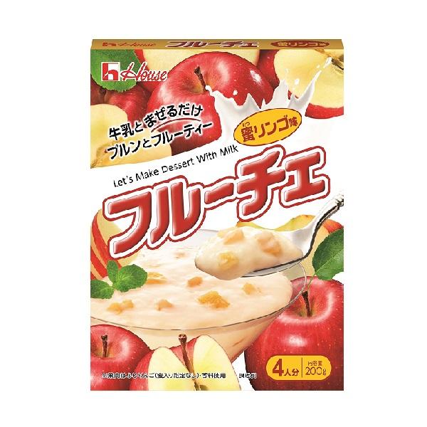 フルーチェ 蜜リンゴ味 200g 10個×1ケース【クレジット決済のみ】KK
