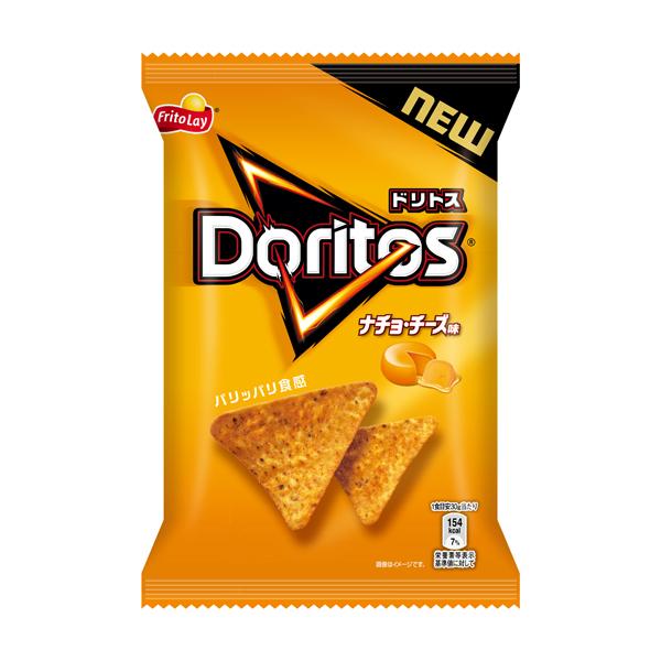フリトレー ドリトス ナチョチーズ味 60g×12個入り (1ケース) (YB)
