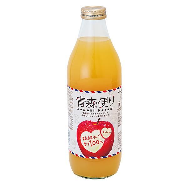 ヤエス 青森便り りんごジュース 瓶