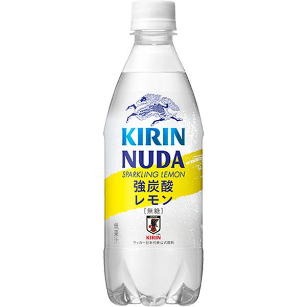 キリン ヌューダ レモン 500ml×24本入り (1ケース) (KK)