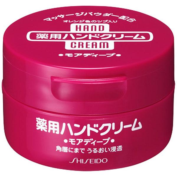 薬用ハンドクリーム モアディープ ジャー(医薬部外品) 100g
