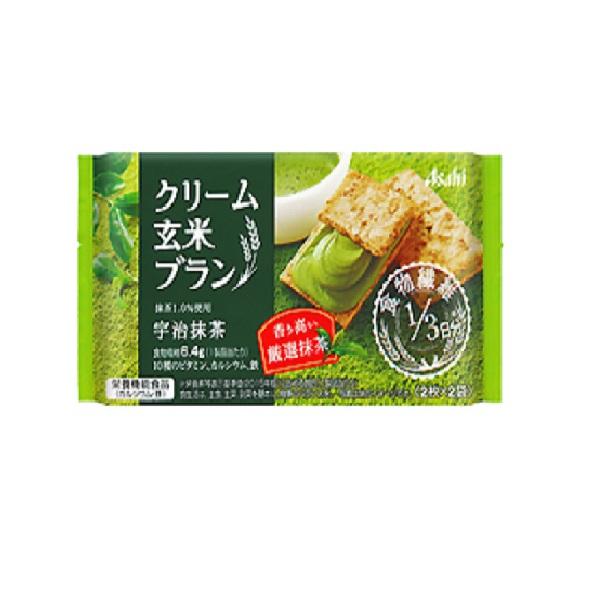 クリーム玄米ブラン 宇治抹茶  6食×1ケース