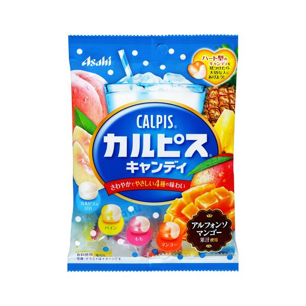 アサヒ カルピスキャンディ 100g×48個入り (1ケース) (YB)