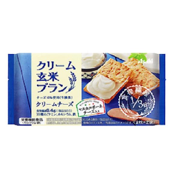 クリーム玄米ブラン クリームチーズ  6食×1ケース