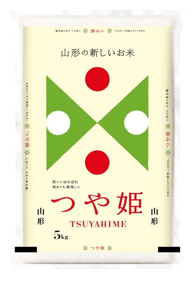 送料無料 山形県産 つや姫 5kg【直送品・代引不可】NF