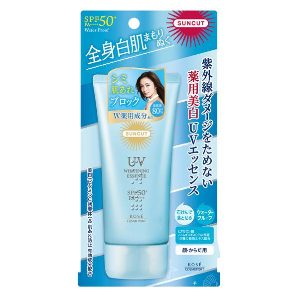 サンカットR 薬用美白UV エッセンス 80g(医薬部外品)
