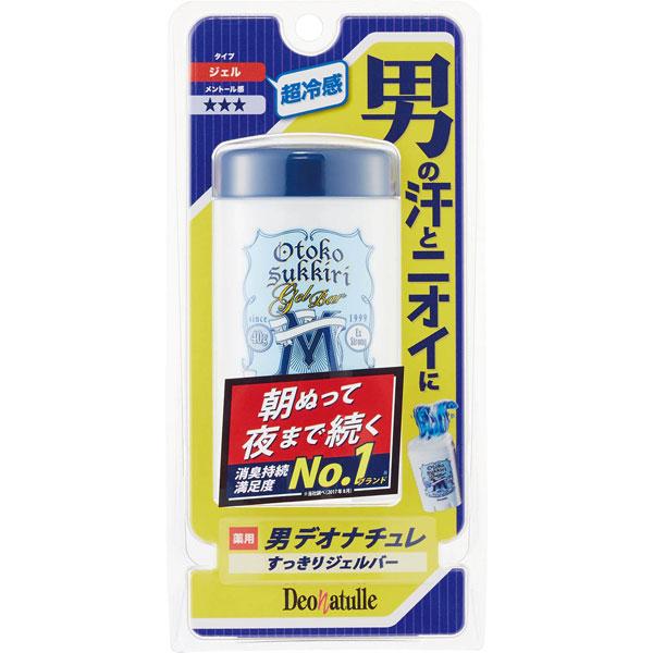 男デオナチュレ すっきりジェルバー 40g (医薬部外品)