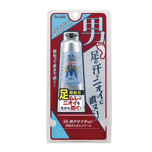 デオナチュレ 男足指さらさらクリーム 30g(医薬部外品)