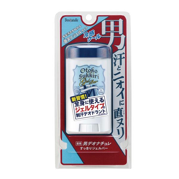 デオナチュレ 男すっきりジェルバー 40g(医薬部外品)