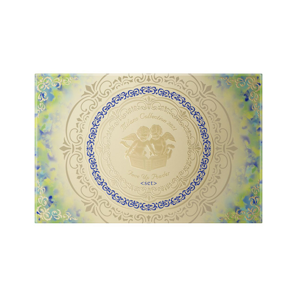 <予約商品>ミラノコレクション フェースアップパウダー2021 セット 48g