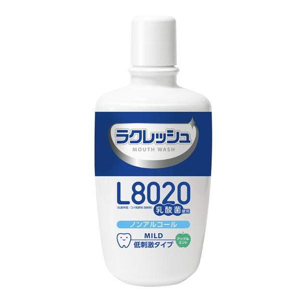 L8020乳酸菌 ラクレッシュ マウスウォッシュ マイルドタイプ 300mL
