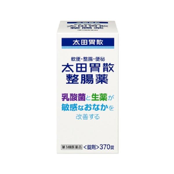 【第3類医薬品】 太田胃散整腸薬(370錠)