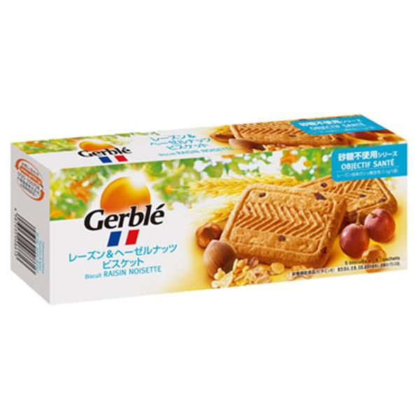 Gerble(ジェルブレ) OSレーズン&ヘーゼルナッツ 290g 12個入り×1ケース