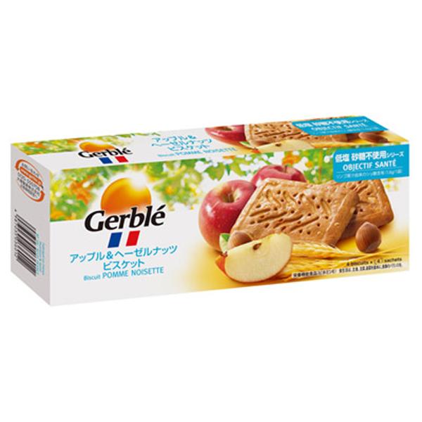 Gerble(ジェルブレ) OSアップル&ヘーゼルナッツ 230g 12個入り×1ケース