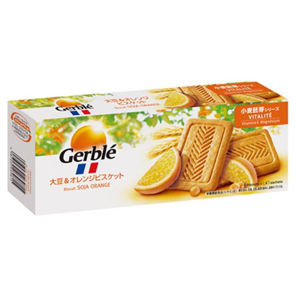 Gerble(ジェルブレ) バイタリティー大豆&オレンジ 280g 12個入り×1ケース