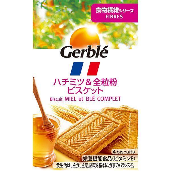 大塚製薬 ジェルブレ ファイバー ハチミツ&全粒粉 ポケットサイズ 5枚(54g)×18箱 (MS)