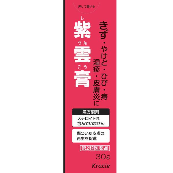 【第2類医薬品】クラシエ紫雲膏[30g]