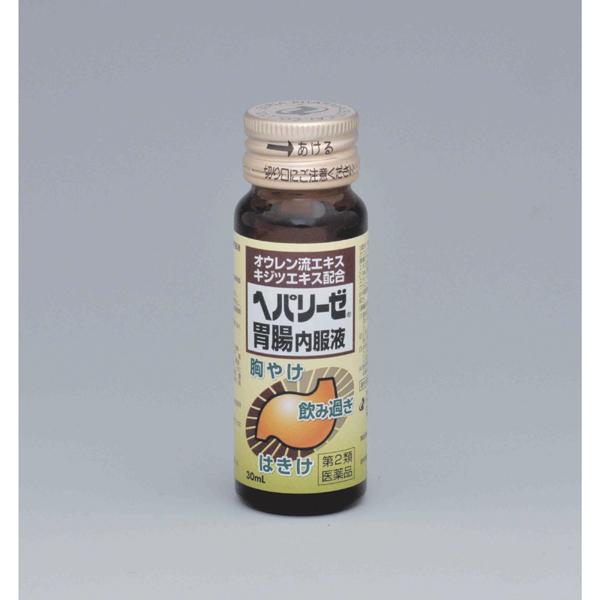 【第2類医薬品】ヘパリーゼ胃腸内服液 30mL