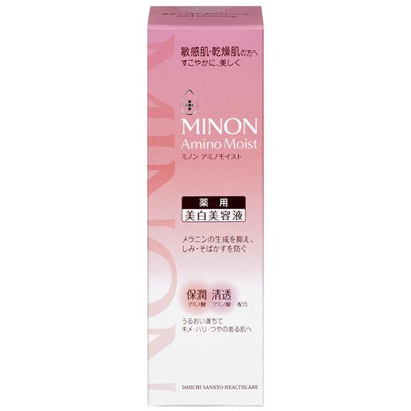 ミノンアミノモイスト 薬用マイルド ホワイトニング 30g
