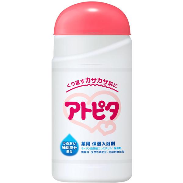 アトピタ 薬用保湿入浴剤 500g(医薬部外品)