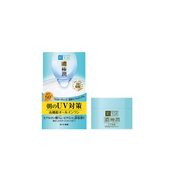 【月間目玉商品】肌ラボ極潤UVホワイトゲル 90g