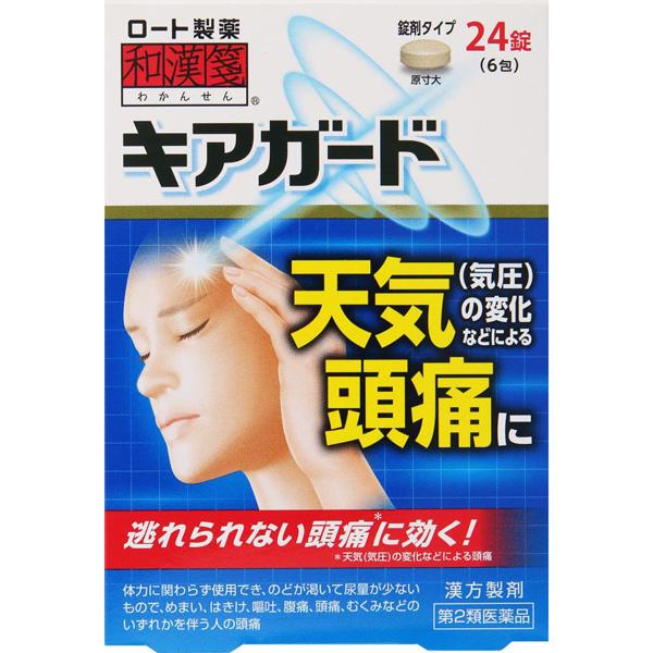 【第2類医薬品】和漢箋 キアガード 24錠