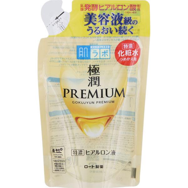 肌ラボ 極潤プレミアム ヒアルロン液 つめかえ用 170ml