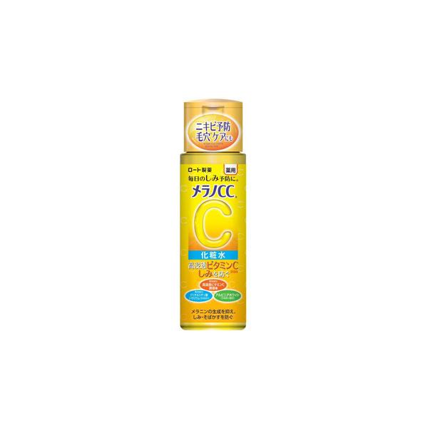ロート製薬 メラノCC 薬用しみ対策美白化粧水 170ml(医薬部外品)